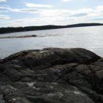 Land on Mackerel Cove