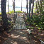 KRE 4140 Beddington , Pleasant River Lake, Cottage & 2 acres+-, sandy beach