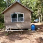 TWP # 28, Narraguagus River, leased lot, cabin, easy access