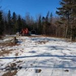 Amherst: Town Line Road, 94 Acres, cabin, secluded